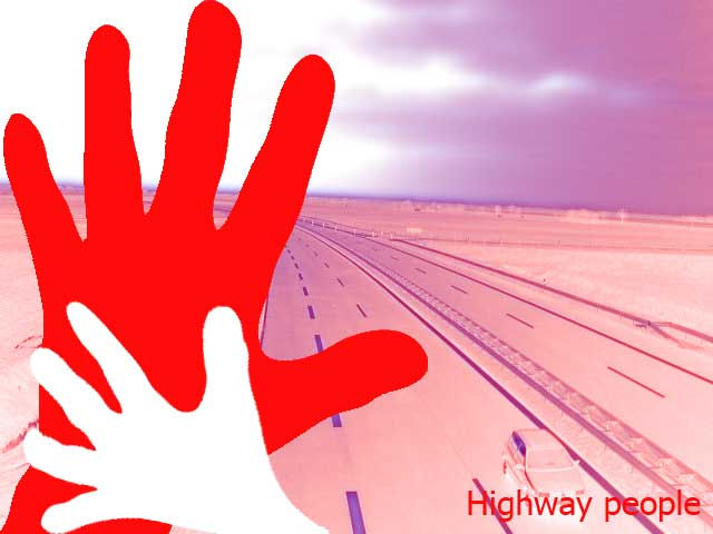 Highway People - copertina
